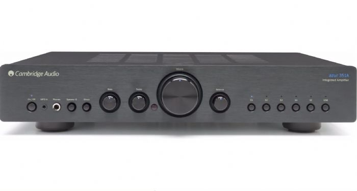 מגבר סטריאו CAMBRIDGE AUDIO 351A מתצוגה