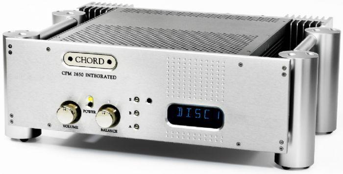 מגבר סטריאו CHORD ELECTRONICS CPM2650