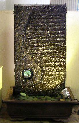 מזרקות מים קיר מים תבליט אומנותי