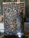 מזרקות קיר מים מוקטן תבליט אומנותי מצולעים