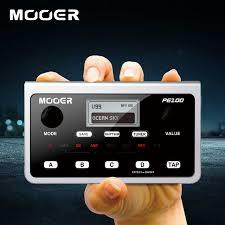 מולטי אפקט Mooer PE-100