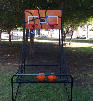 כדורסל אלקטרוני להשכרה