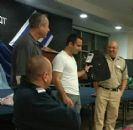 """מחלקה ג' של מחזור ס""""ג נפרדת מנציג חייל הים גל אלפרסי"""