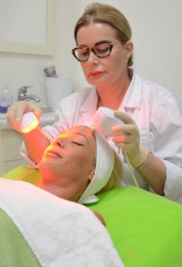 אאידה תדהר אספאידה טיפולי פנים וניקוי העור