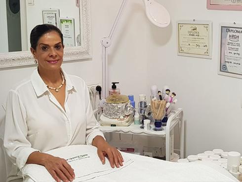קלודין גיגי קוסמטיקה פרא רפואית - טיפולי פנים
