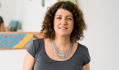 אילנה ארגמן - שותפה למסע