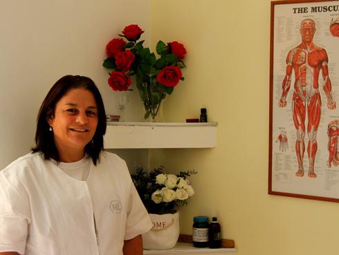 שירלי חיים - בשביל הבריאות, מטפלת רפואית הוליסטית