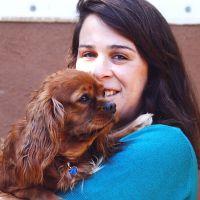 גוני סער רייס, טיפול בעזרת כלבים
