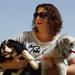 טל אפריאט, מטפלת בעזרת כלבים, מטפלים