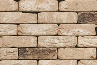 קיר בריקים - דגם אפולו