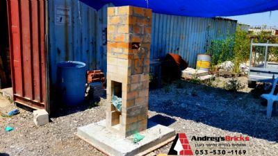 בניית תנור אבן