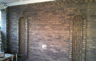חיפוי קירות באבן