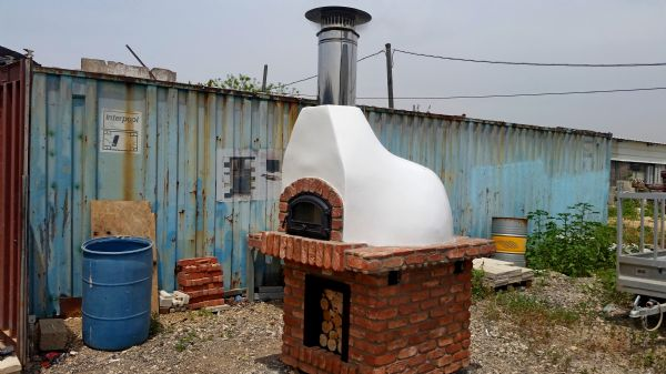 בניית טאבון אבן שמוט
