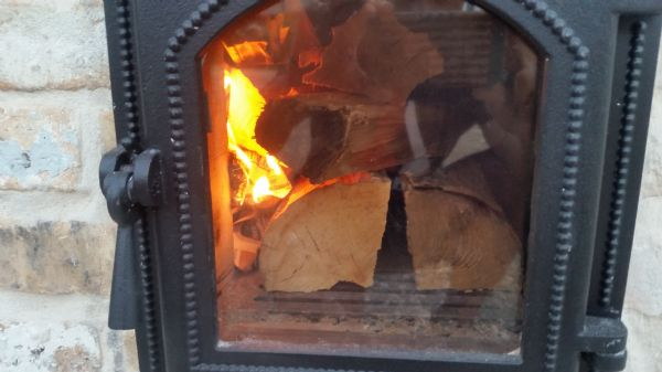 תנור לחימום בית