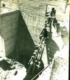 בית מבטון בקיבוץ שנות ה-50