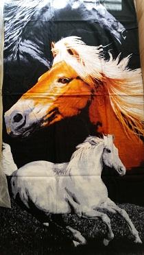 מגבות חוף  סוסים