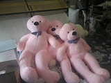 דובי ענק מתנה ליולדת