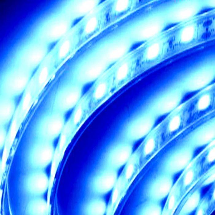 סרט לד - 3528 - 30 לד - אדום / כחול / ירוק - מחיר ל-1 מטר