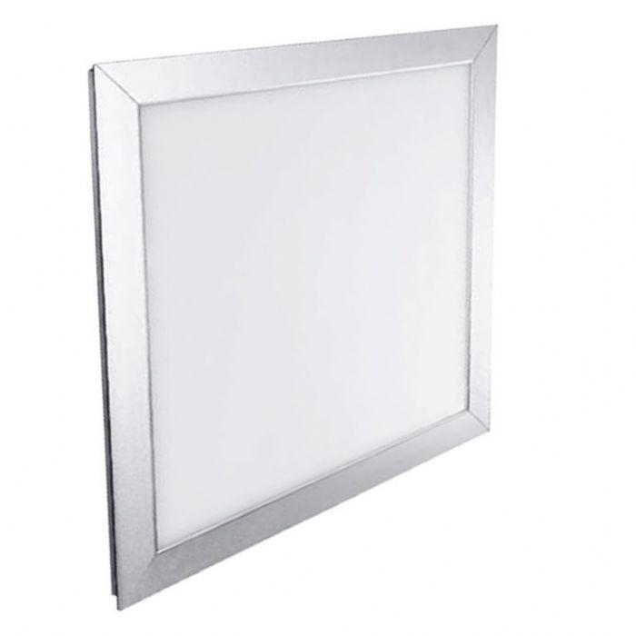פאנל מרובע שקוע גדול (30X30) אור קר