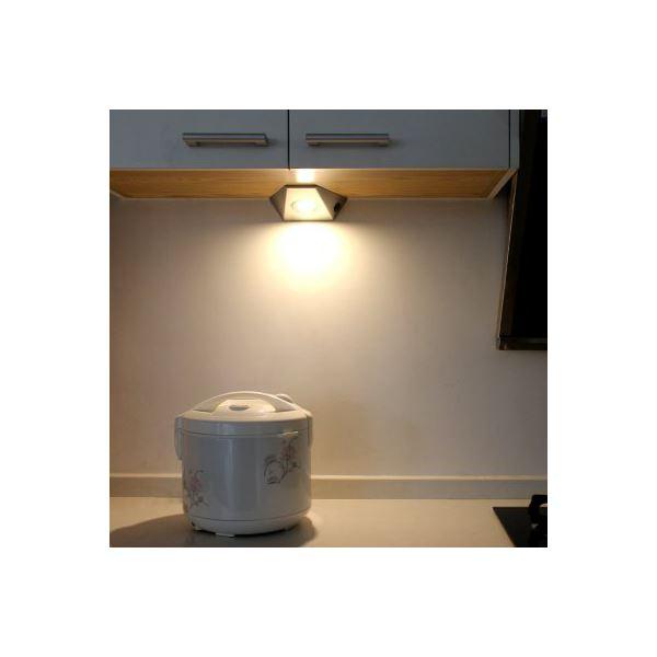 תאורת לד חיישן למטבח - 2-3