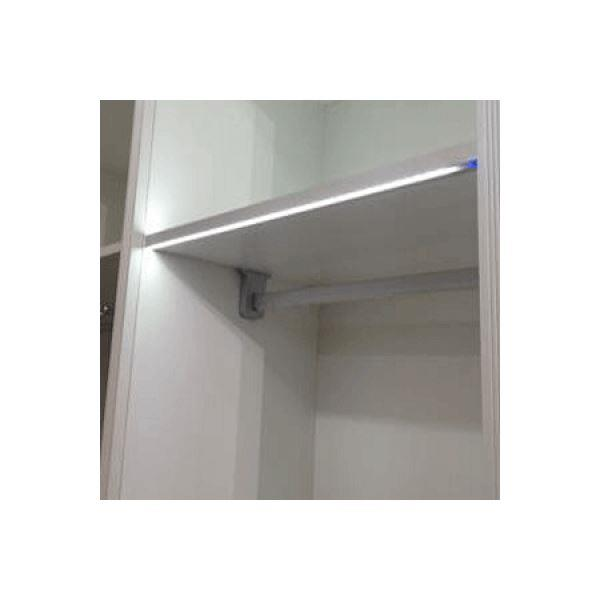 תאורת לד חיישן חשמלית למדף - 3-1