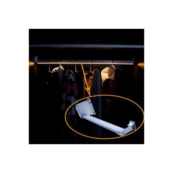 תאורת לד חיישן חשמלית למלתחה - 4-3
