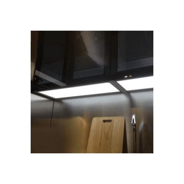 תאורת לד חיישן חשמלי תחת הארון - 8-2