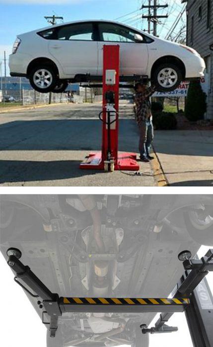 رافعة متحركة للسيارات 2.5 طن