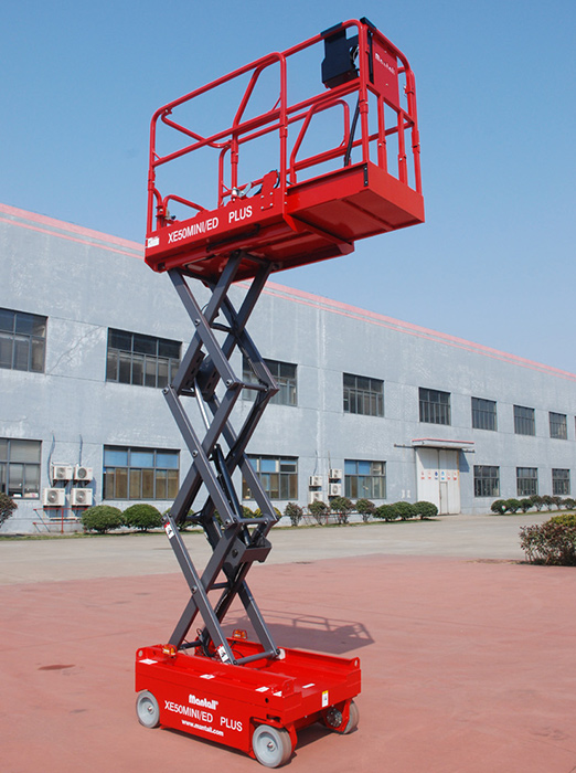 Mantall XE60ED - Electric scissor lift – 6.5m working height