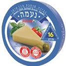 גבינה מותכת נעמה חורש 16 * 15 גרם תנובה