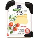 גבינה צהובה נעם דק דק28% 200 גרם-טרה