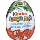 ביצת קינדר הפתעה 20 גרם