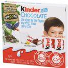 אצבעות שוקולד קינדר 50 גרם