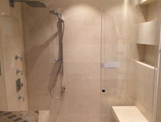 מקלחון הזזה