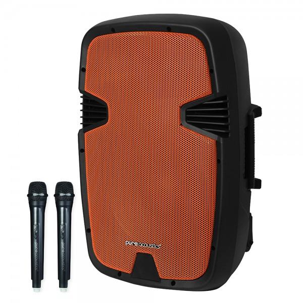 בידורית קריוקי Pure Acoustics PMW2015