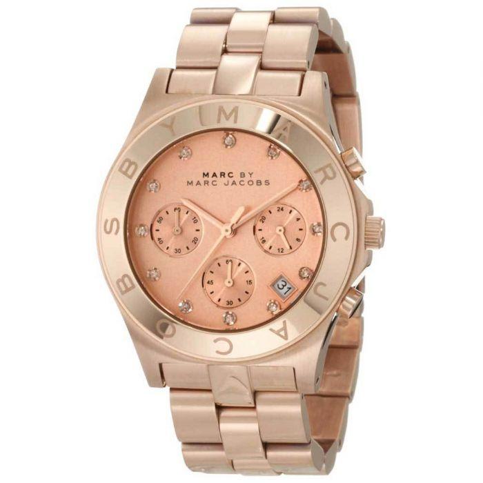 שעון יד אנלוגי מארק ג'ייקובס MBM3102