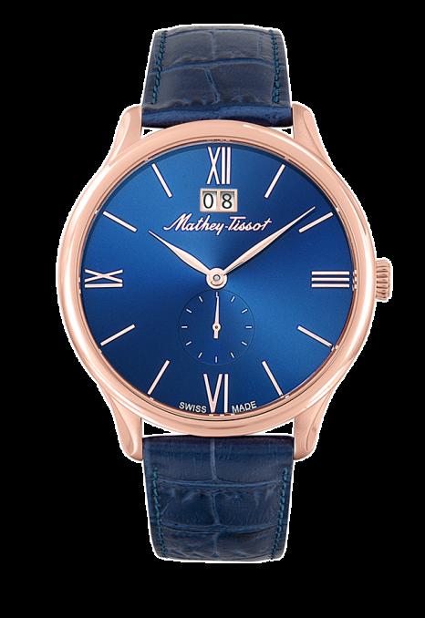 שעון שוויצרי מתיי טיסו Mathey Tissot  H1886QPBU