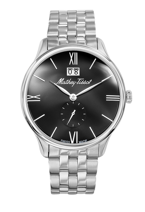 שעון שוויצרי מתיי טיסו  Mathey Tissot H1886MAN