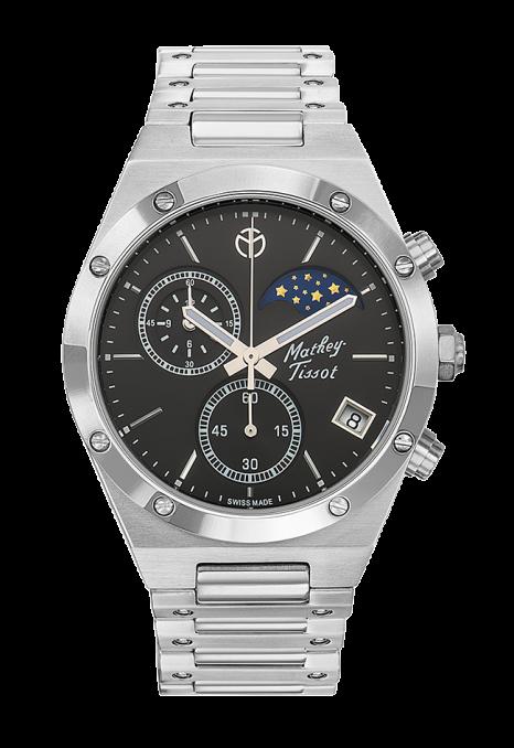 שעון שוויצרי מתיי טיסו Mathey Tissot H680CHAN