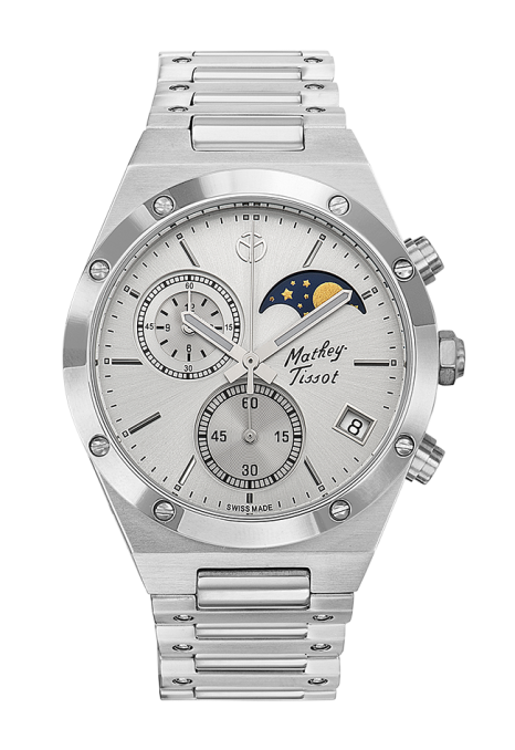 שעון שוויצרי מתיי טיסו Mathey Tissot H680CHAS