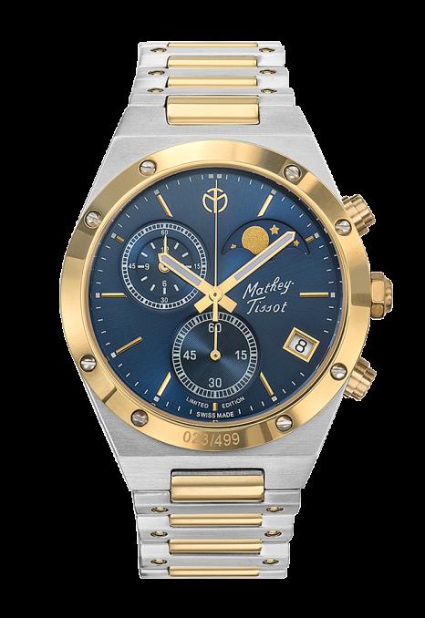 שעון שוויצרי מתיי טיסו Mathey Tissot H680CHBBU