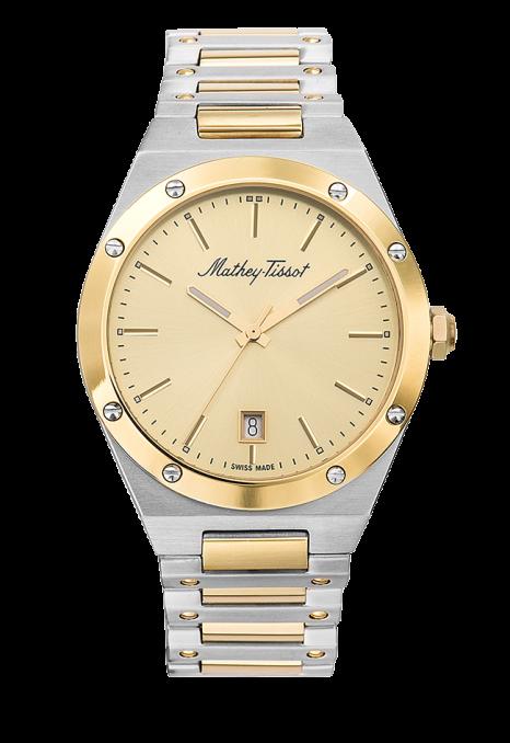 שעון שוויצרי מתיי טיסו Mathey Tissot H680BDI