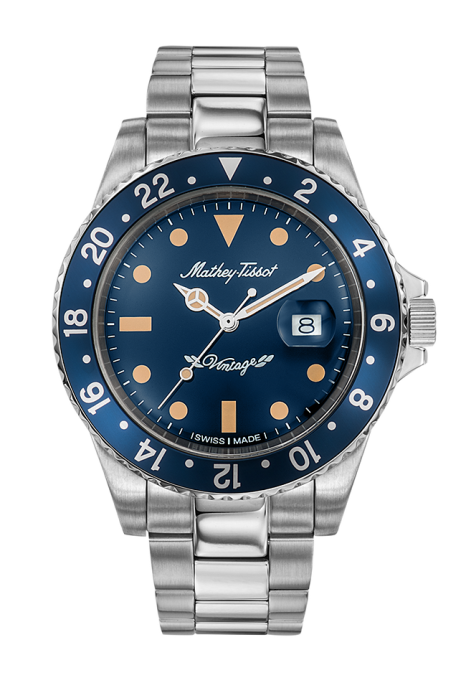 שעון שוויצרי מתיי טיסו Mathey Tissot H901ABU
