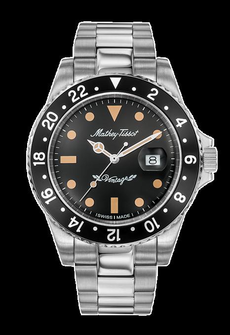 שעון שוויצרי מתיי טיסו Mathey Tissot H901AN