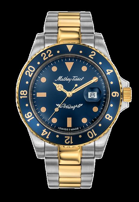 שעון שוויצרי מתיי טיסו Mathey Tissot H901BBU