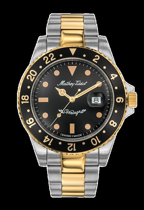 שעון שוויצרי מתיי טיסו Mathey Tissot H901BN