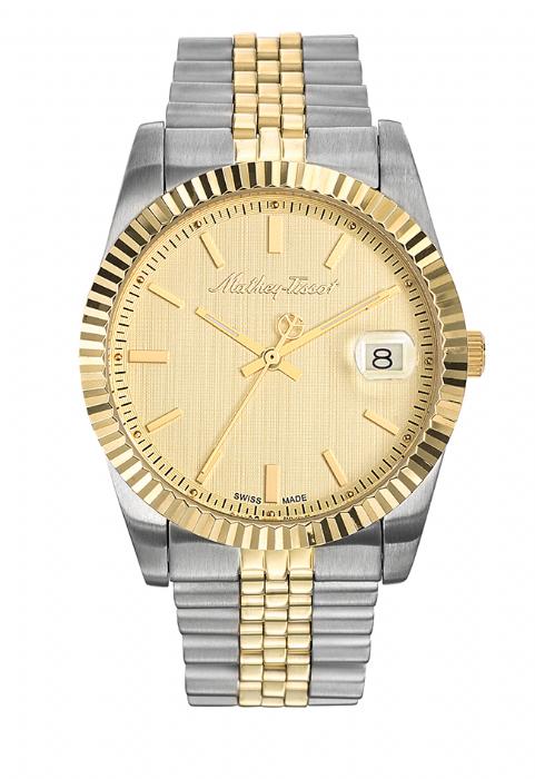 שעון שוויצרי מתיי טיסו Mathey Tissot H710BDI