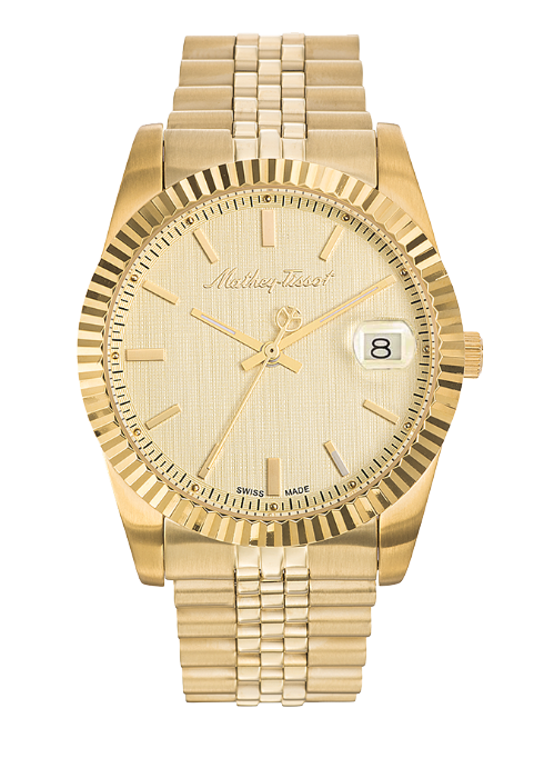 שעון שוויצרי מתיי טיסו Mathey Tissot H710PDI