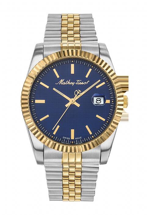שעון שוויצרי מתיי טיסו Mathey Tissot H810BU