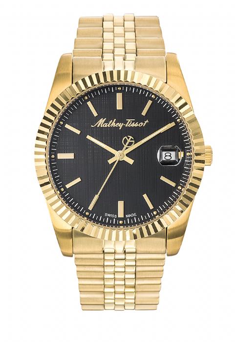 שעון שוויצרי מתיי טיסו Mathey Tissot H810PN